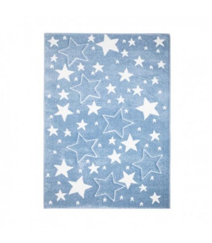 """Vaikiškas kilimas """"Mėlynos žvaigždelės"""""""