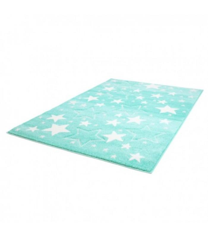 """Vaikiškas kilimas """"Mėtinės žvaigždelės"""""""