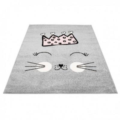 """Pilkas kilimas """"Katytė princesė"""""""