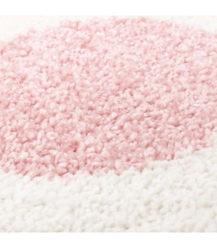 """Rožinis kilimas """"Debesėlis"""""""