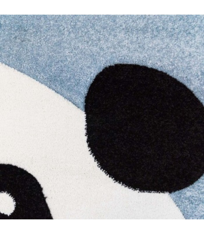 """Melsvas kilimas """"Didelė panda"""""""
