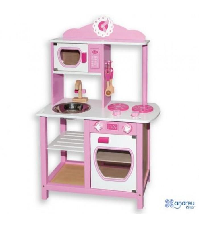 """Medinė virtuvėlė """"Rosa"""""""