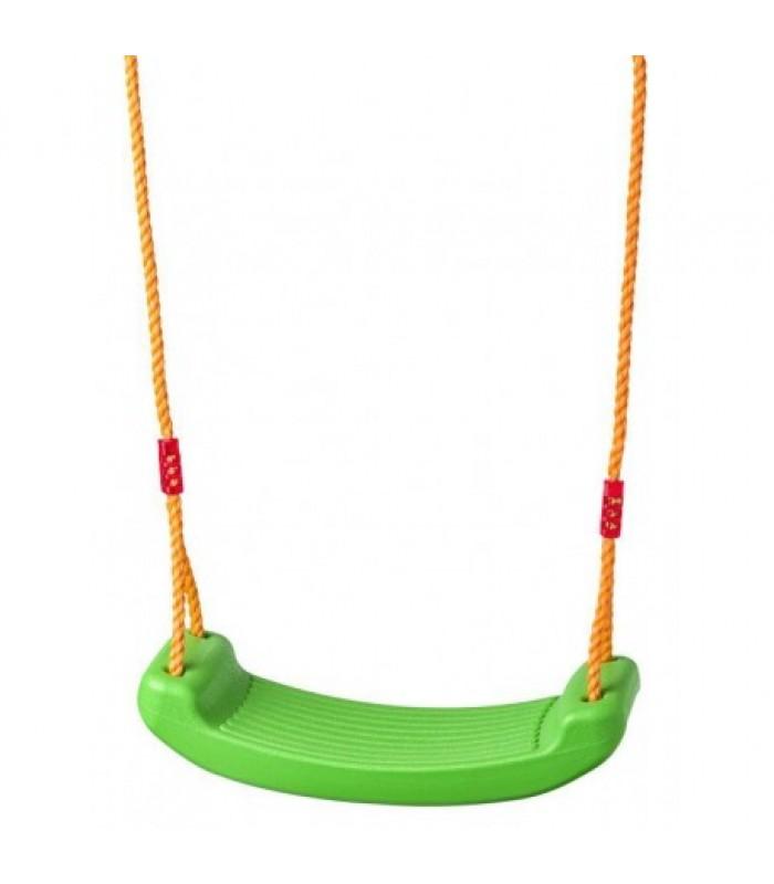 Žalios vaikiškos sūpynės 100 kg