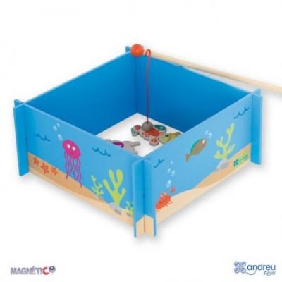 Magnetinio akvariumo rinkinys