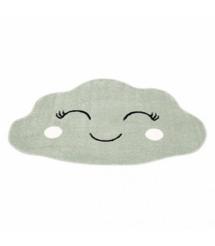 """Vaikiškas kilimas """"Žalias debesėlis"""" 150 x 100 cm"""