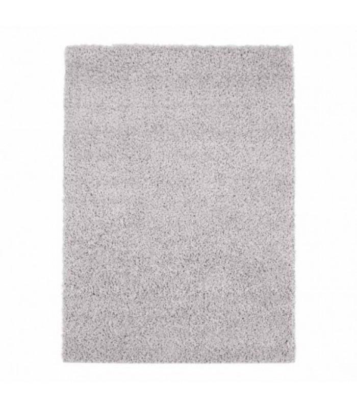 """Pilkas švelnus vaikiškas kilimas - """"Shaggy uni"""""""