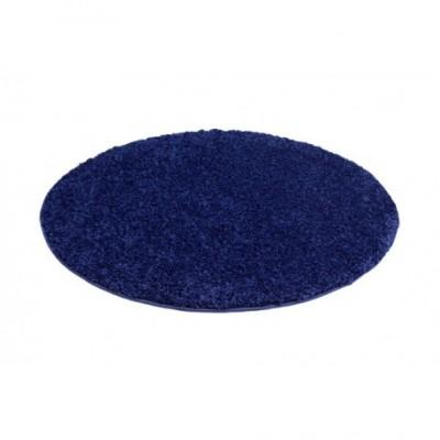 """Mėlynas kilimas vaikų kambariui - """"Shaggy uni"""""""
