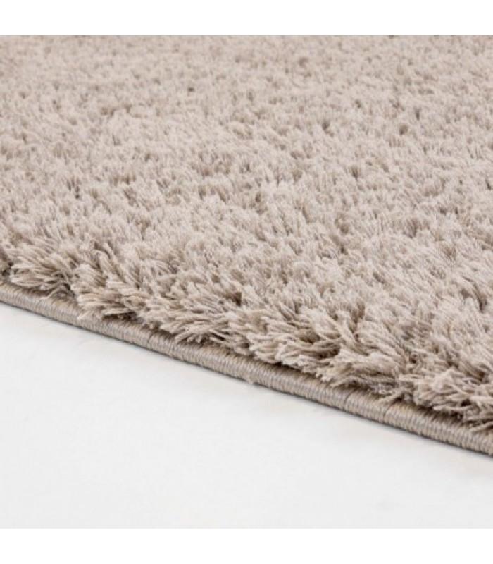 """Ilgo plauko smėlio spalvos vaikiškas kilimas - """"Soft shine"""""""
