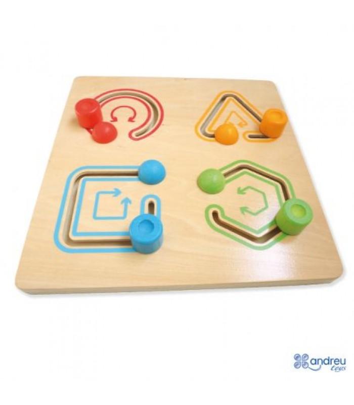 """Lavinamasis žaidimas """"Geometrinės formos"""" 1+"""
