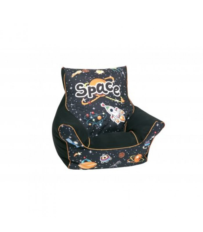 """Tamsus sėdmaišis - """"Kosmosas - space"""""""