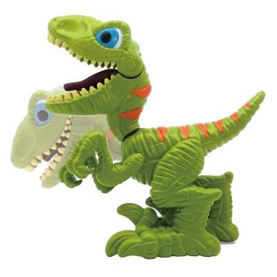 MEGASAUR JUNIOR dinozauras Raptor, 16917