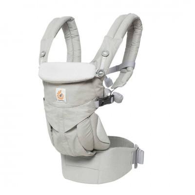 ERGOBABY nešioklė Omni 360 Pearl grey BCS360GRY