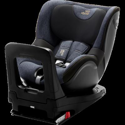 BRITAX automobilinė kėdutė DUALFIX i-SIZE Blue Marble ZS SB, 2000026909