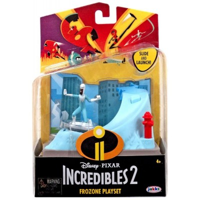 Incredibles figūrėlė Action Pack Frozone w/Accy, 74937