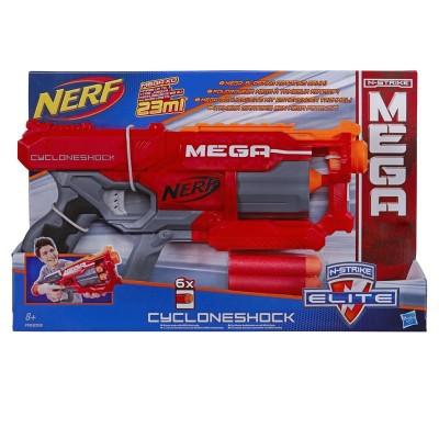 NERF šautuvas Mega Cycloneshock, A9353EU4