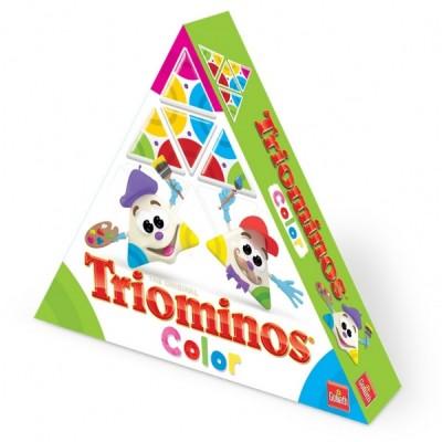 GOLIATH žaidimas Triominos Color, 60614.006