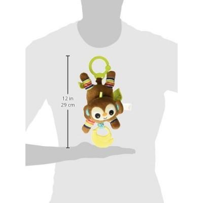 BRIGHT STARTS pakabinamas žaislas beždžionėlė, 11407