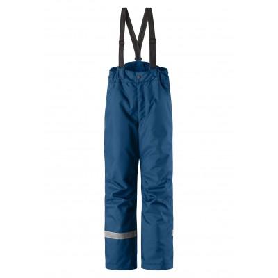 LASSIE Kelnės su petnešomis Dark blue 722733-6950-122