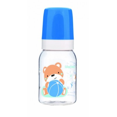 CANPOL BABIES buteliukas Africa 120ml 3m+ 11/850 blue