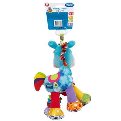 PLAYGRO pakabinamas žaislas Clip Clop, 0186980