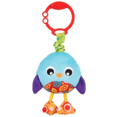 PLAYGRO pakabinamas žaislas Wiggly Poppy Penguin, 0186973