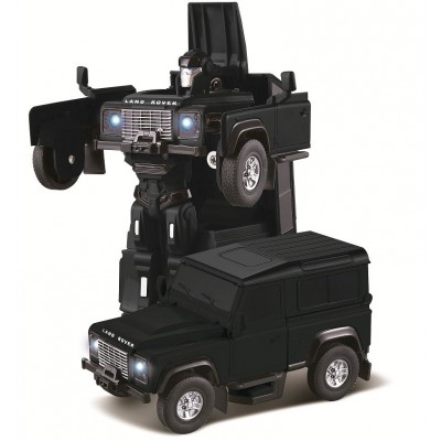 RASTAR 1/32 automodelis valdomas Land Rover Defender, 62000