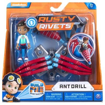 RUSTY RIVETS figūrėlių rinkinys Core Build Pack, 6034118