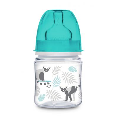 CANPOL BABIES buteliukas plataus kaklelio EasyStart Jungle, 120 ml, 35/226_grey