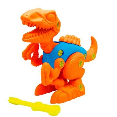 MEGASAUR JUNIOR dinozauras, pasidaryk pats, 16924/16923