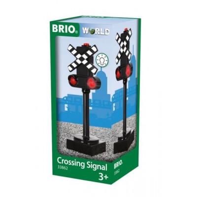 BRIO perėjos signalas, 33862