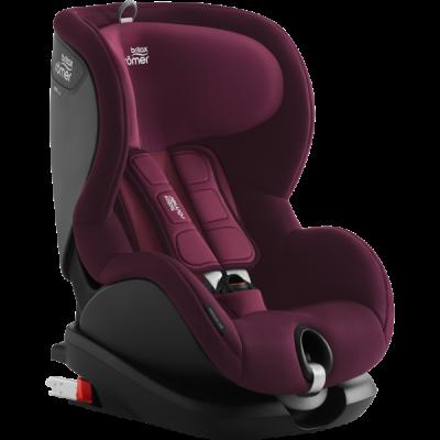 BRITAX automobilinė kėdutė TRIFIX² i-SIZE Burgundy Red ZR SB 2000030794
