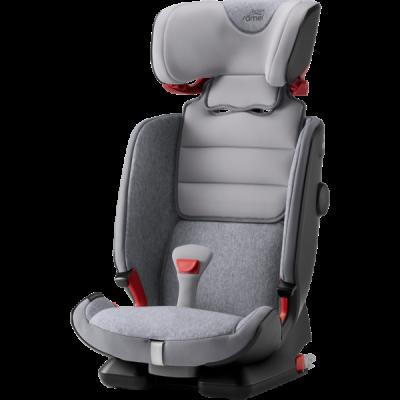 BRITAX automobilinė kėdutė ADVANSAFIX IV R Grey Marble ZS SB 2000030815