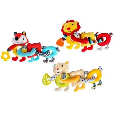 FISHER PRICE minkštas žaislinis gyvūnas, 2010575