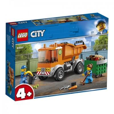 60220 LEGO® City Great Vehicles Šiukšliavežė