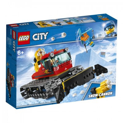 60222 LEGO® City Great Vehicles Sniego valytuvas