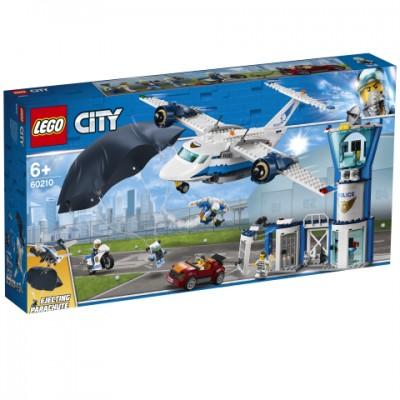 60210 LEGO® City Sky Police Air Base