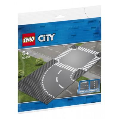 60237 LEGO® City Vingis ir sankryža