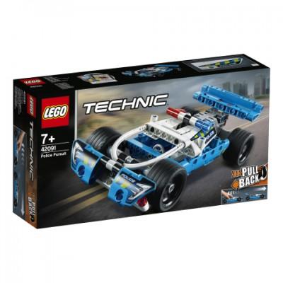 42091 LEGO® Technic Policijos persekiojimas