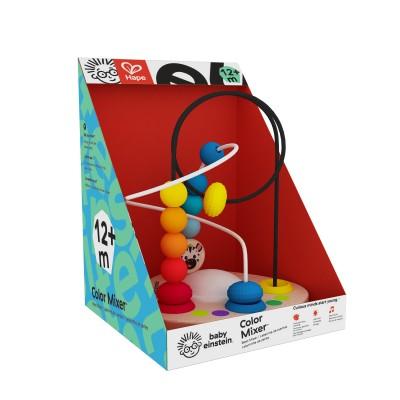 HAPE Baby Einstein's lavinamasis žaislas Spalvų maišytuvas, 800801
