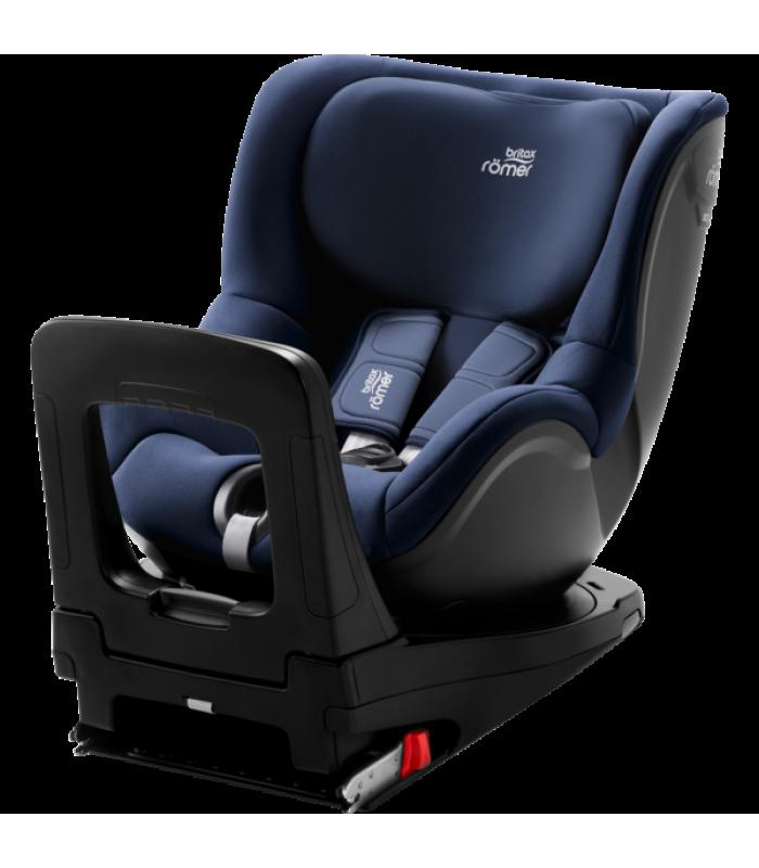 BRITAX automobilinė kėdutė DUALFIX M i-SIZE Moonlight Blue ZS SB 2000030115