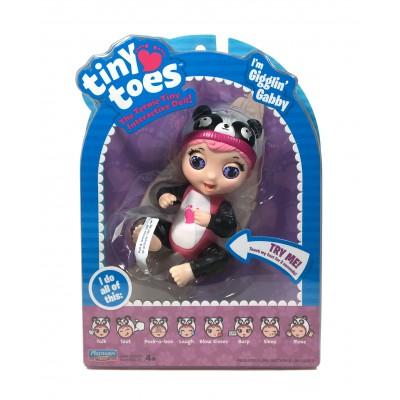 TINY TOES interektyvi lėlė Gabby-Panda, 56081