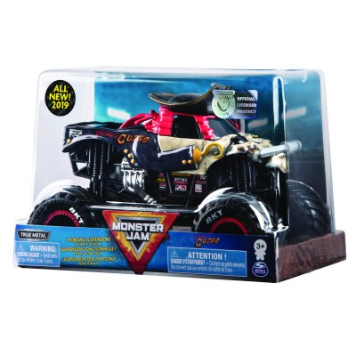 MONSTER JAM visureigis 1:24 Collector Die Cast, asort., 6044869