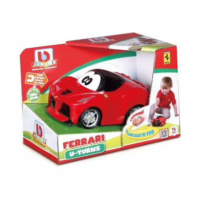 BB JUNIOR automobilis Ferrari U-Turns, 16-85301