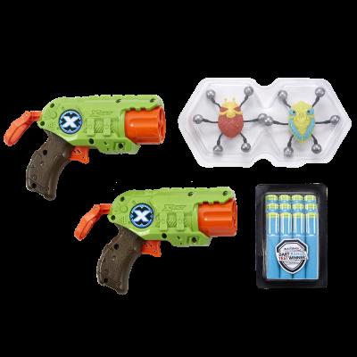 XSHOT žaislinių šautuvų rinkinys Predator, 4816