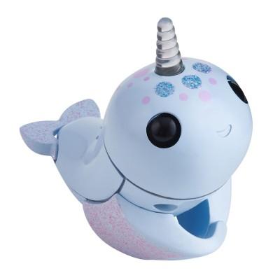 FINGERLINGS elektroninis žaislas banginis Nori, mėlynas, 3698