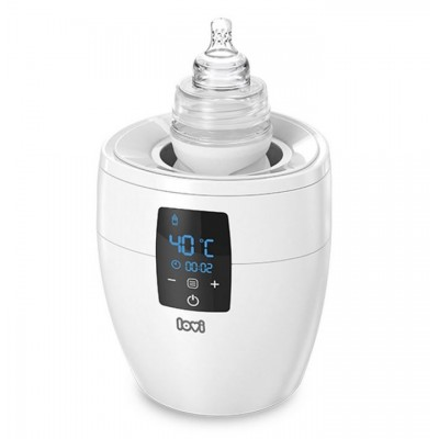 LOVI Buteliukų šildyklė-sterilizatorius 4in1, balta 77/051_whi