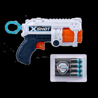 XSHOT žaislinis šautuvas Fury 4, 36185/36295/36377