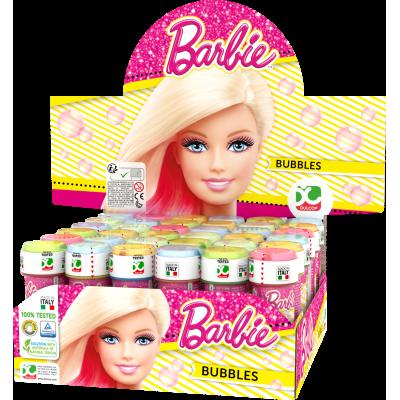 DULCOP muilo burbulai Barbie, 103.550000