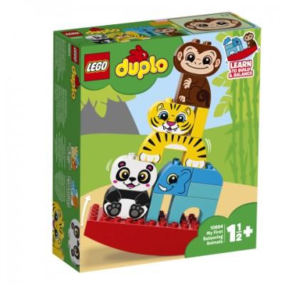 10884 LEGO® Duplo Mano pirmieji balansuojantys gyvūnai
