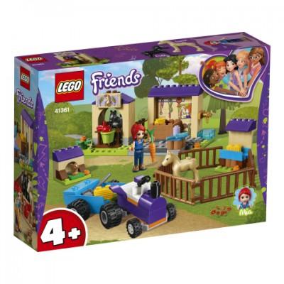 41361 LEGO® Friends Mia kumeliukų arklidės